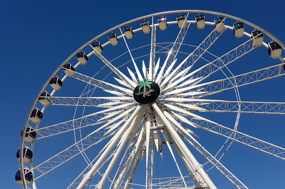How Much to Ride the Coachella Ferris Wheel