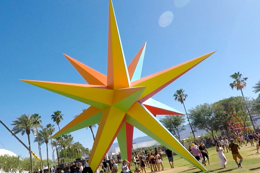 Coachella Art Star 2018