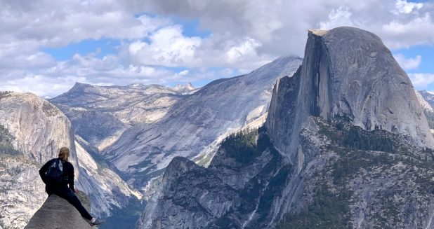 Half Dome Private Guided Hike
