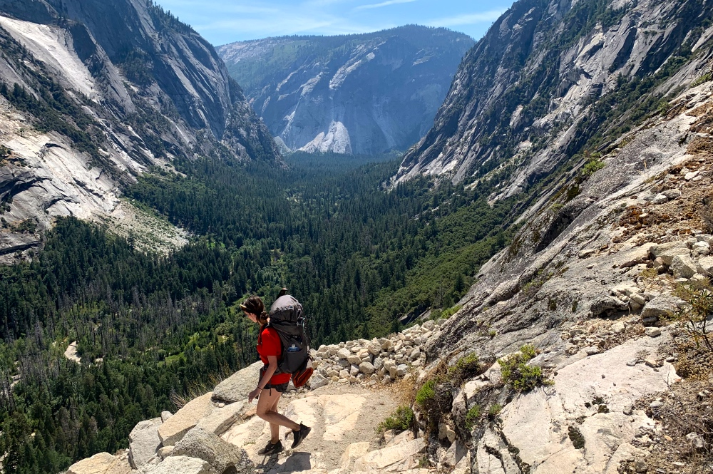 Yosemite Guided Hiking Tour for Female