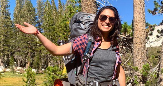 Solo Female Yosemite Guided Hike