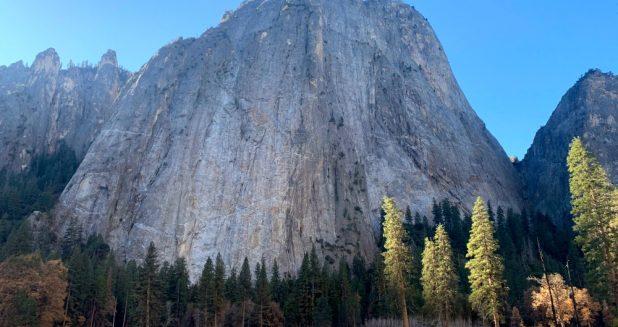 Yosemite Camping Tour from San Francisco