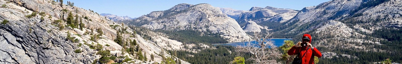 Guided Yosemite Hiking Tour