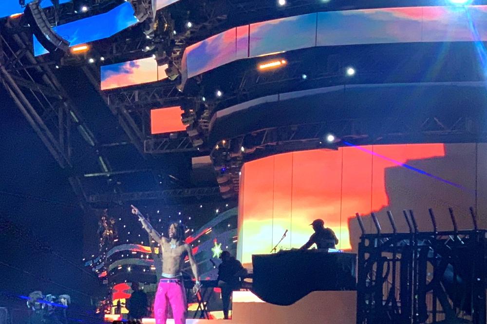 Wiz Khalifa Orange Sky Co Coachella Tour