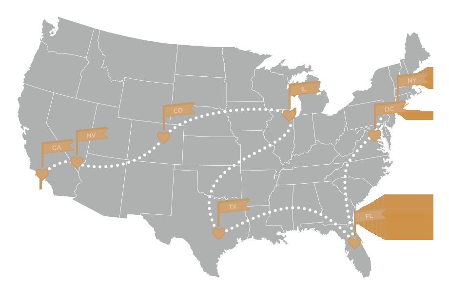 Food Truck Tour | #OrangeChickenLove | Panda Express