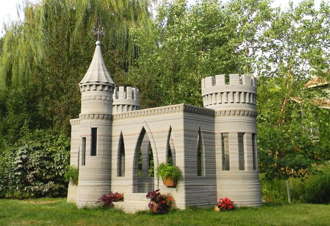 Your House, Spine, And A Birthday Cake: All 3D Printed