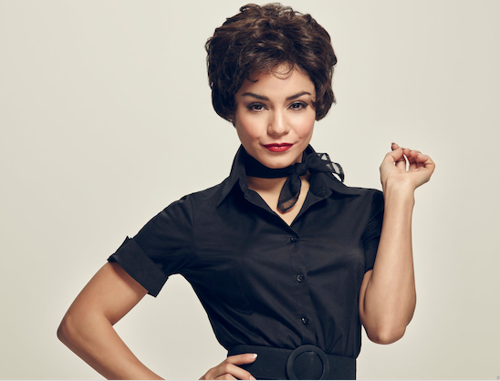 Vanessa Hudgens Grease Live