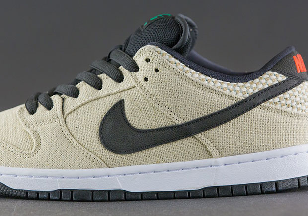 sports shoes 8f9c2 65a7c Nike Brings Back Hemp Sneaker for 4 20