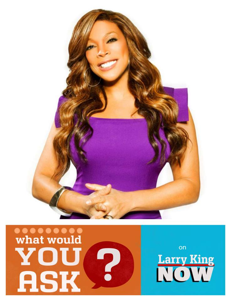 Wendy Williams on Larry King Now