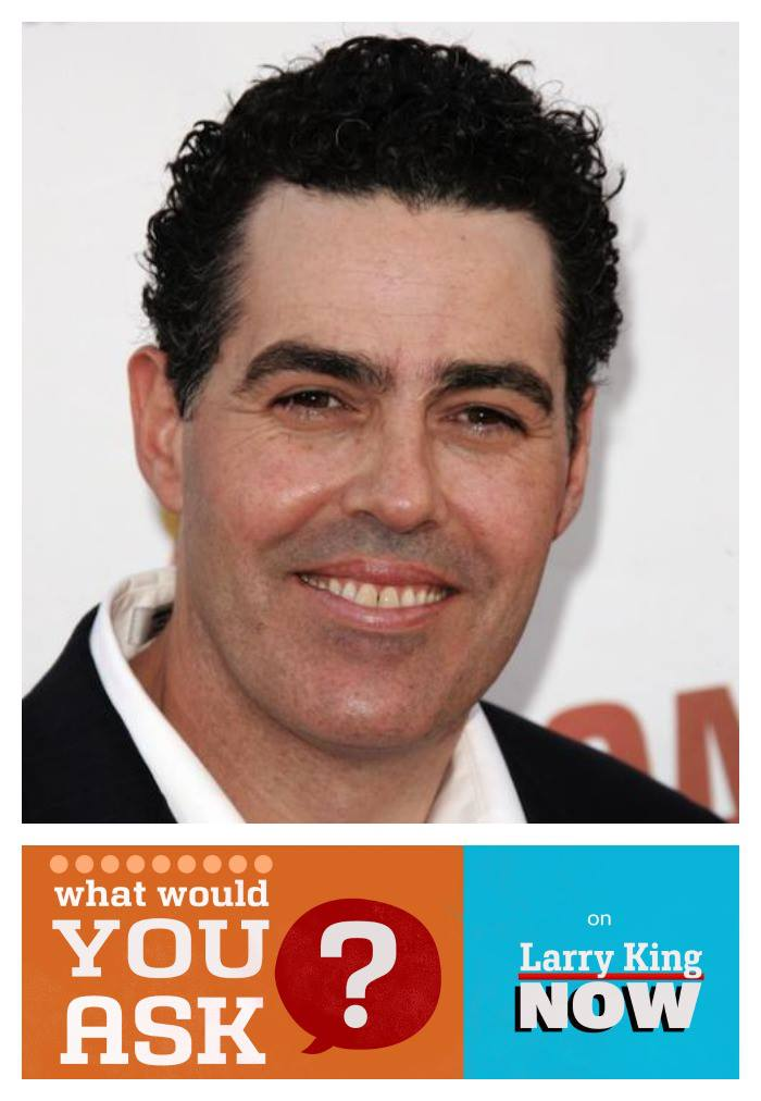 Adam Carolla on Larry King Now