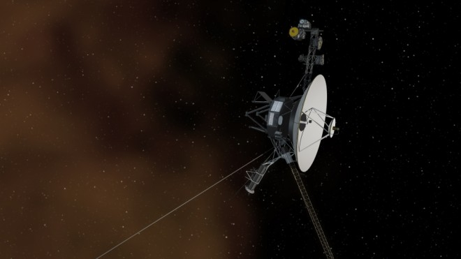 Space Voyager 1