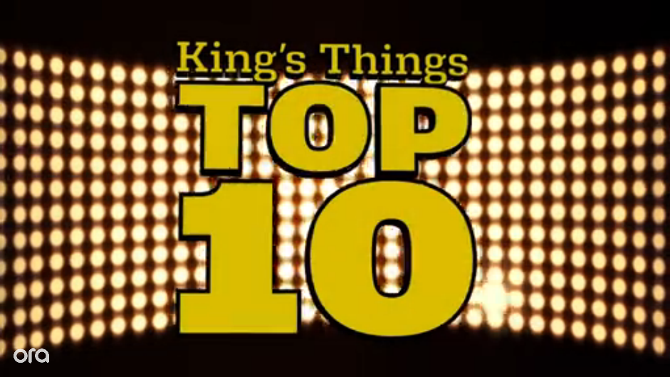 Larry King's Top Ten List for David Letterman