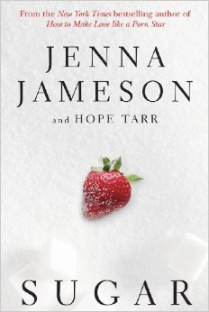 "Click to buy Jenna's book ""Sugar"""