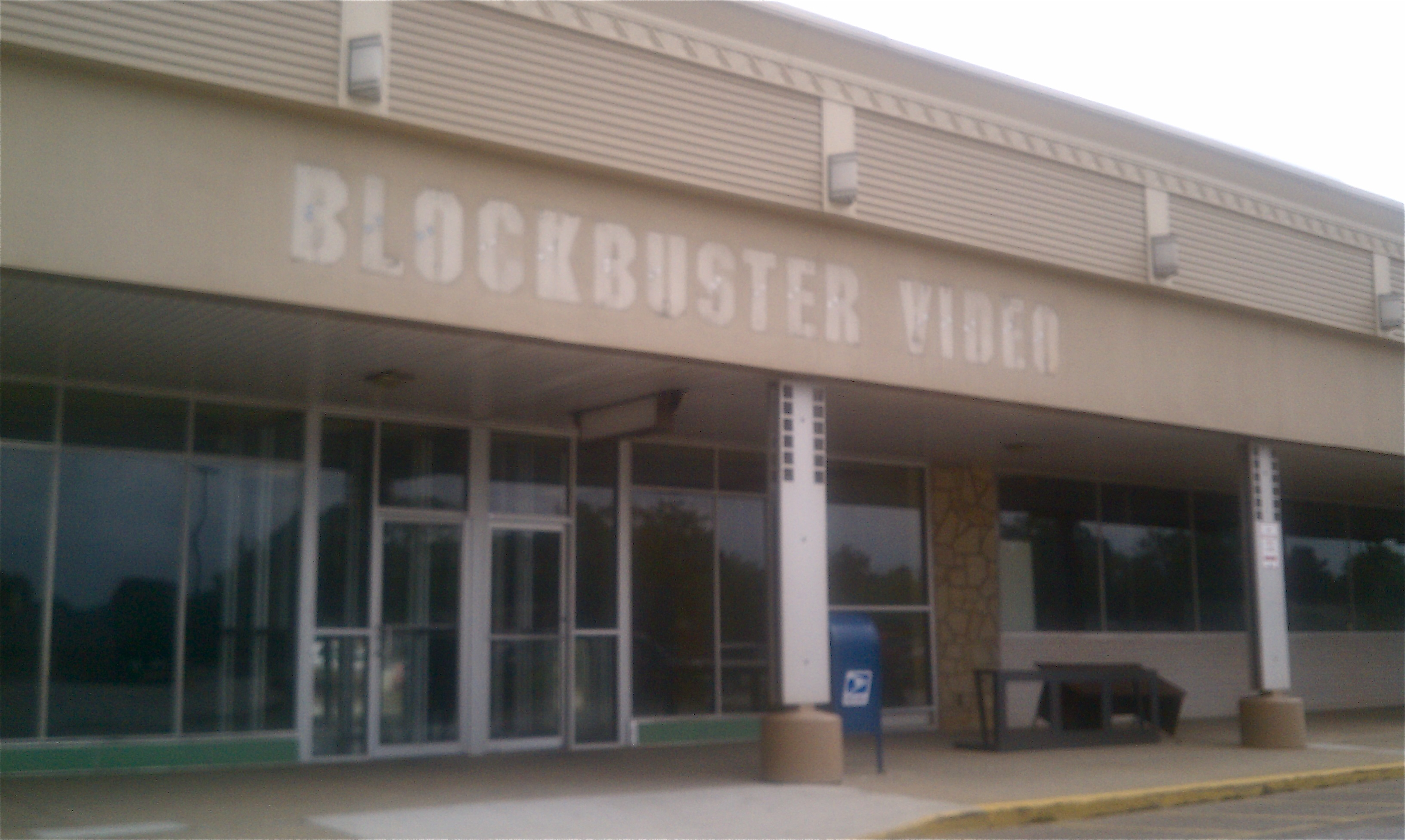 Blockbuster-Closing