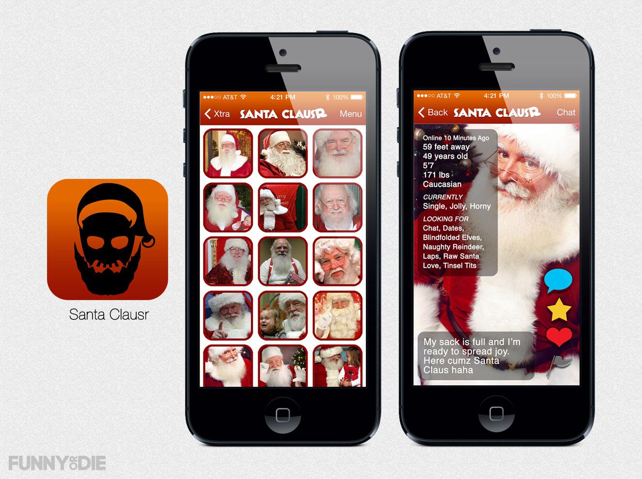 Santa Clausr
