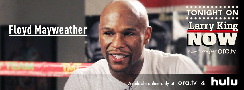 Floyd Mayweather on Larry King Now
