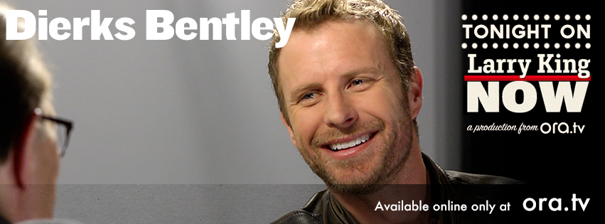 Dierks Bentley on Larry King Now