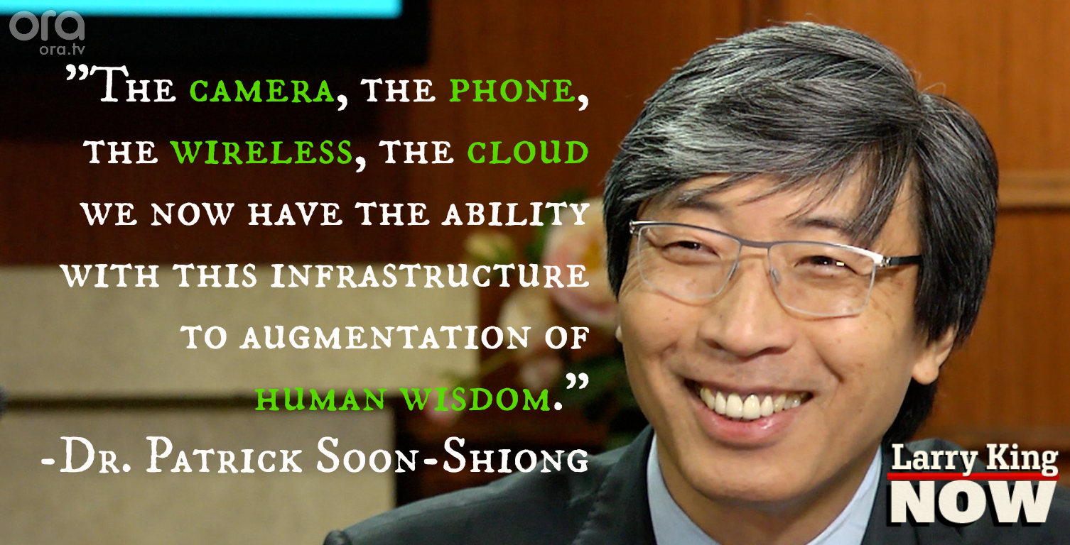 Dr. Patrick Soon Quote