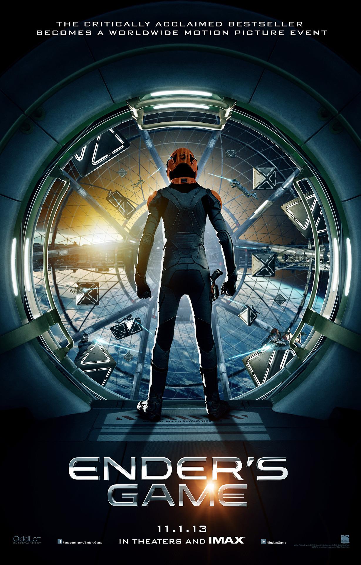Ender's Game (2013) Tagalog Dubbed