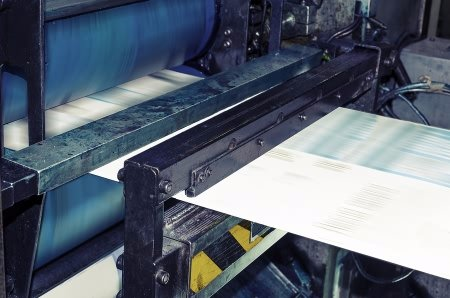 Costs of Printing on House Stock vs. Custom Stock