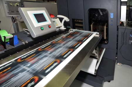 Lithographic Printing Vs. Digital Printing