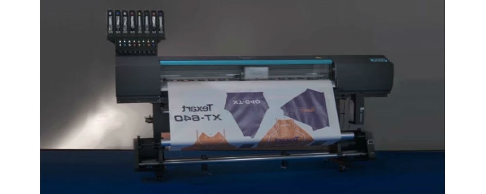 Inkjet Sublimation Printing