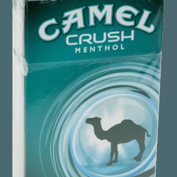 Camel menthols