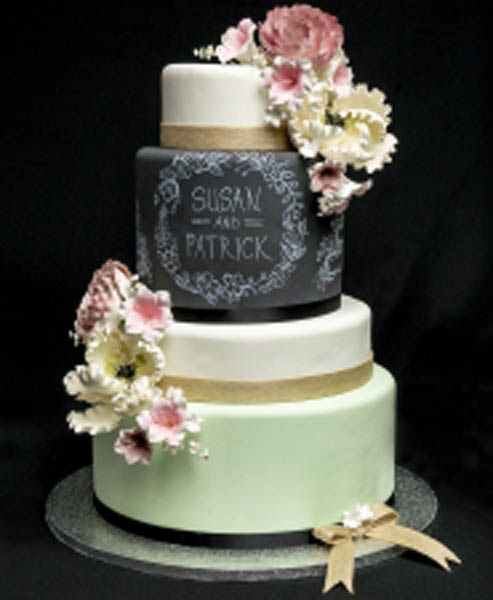 WEDDING CAKE_WRITE FOR EACH OTHER_2015