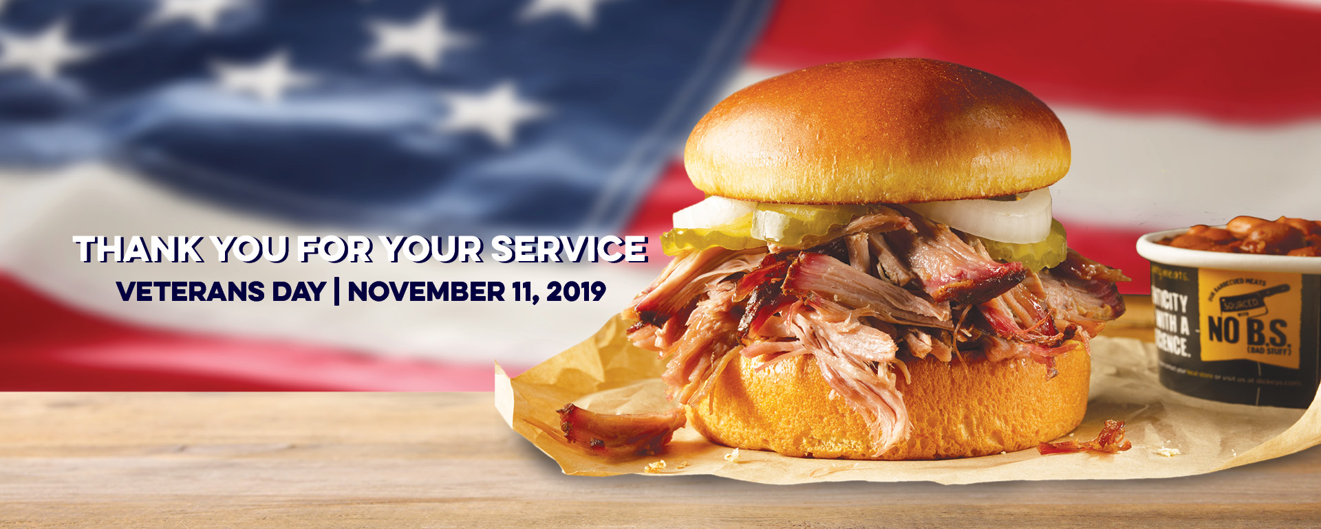 Veterans Eat Free