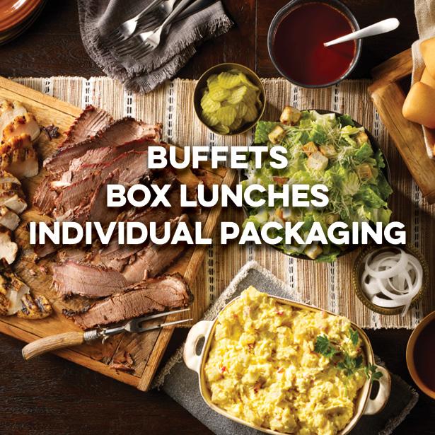 Image displaying Catering menu food