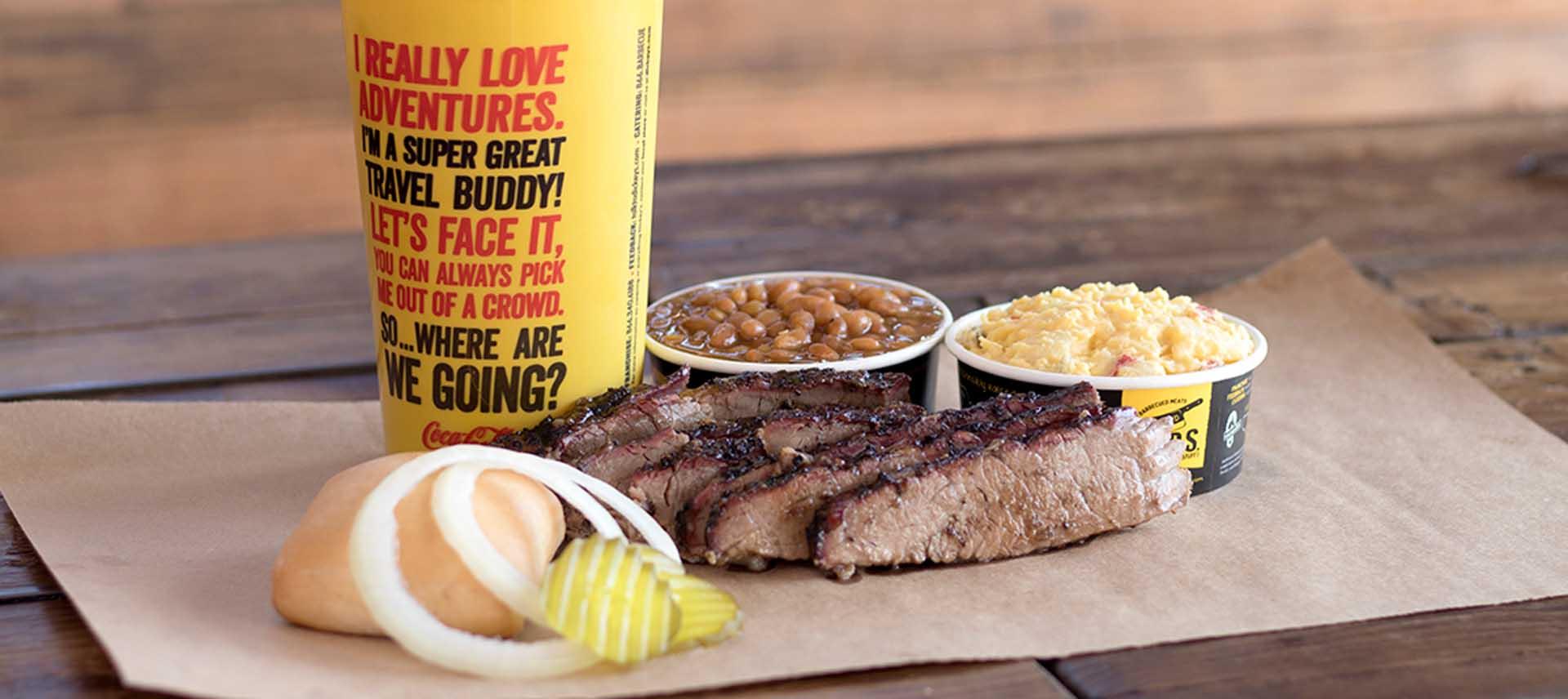 Beef Brisket 1 Meat Plate