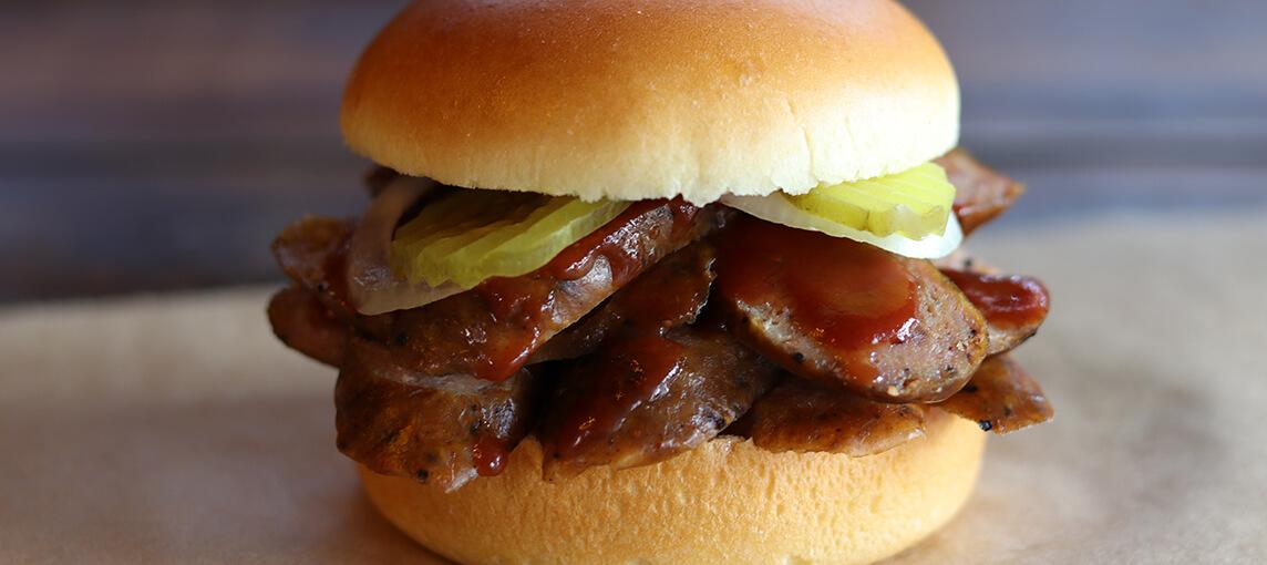 Kielbasa Sausage Classic Sandwich