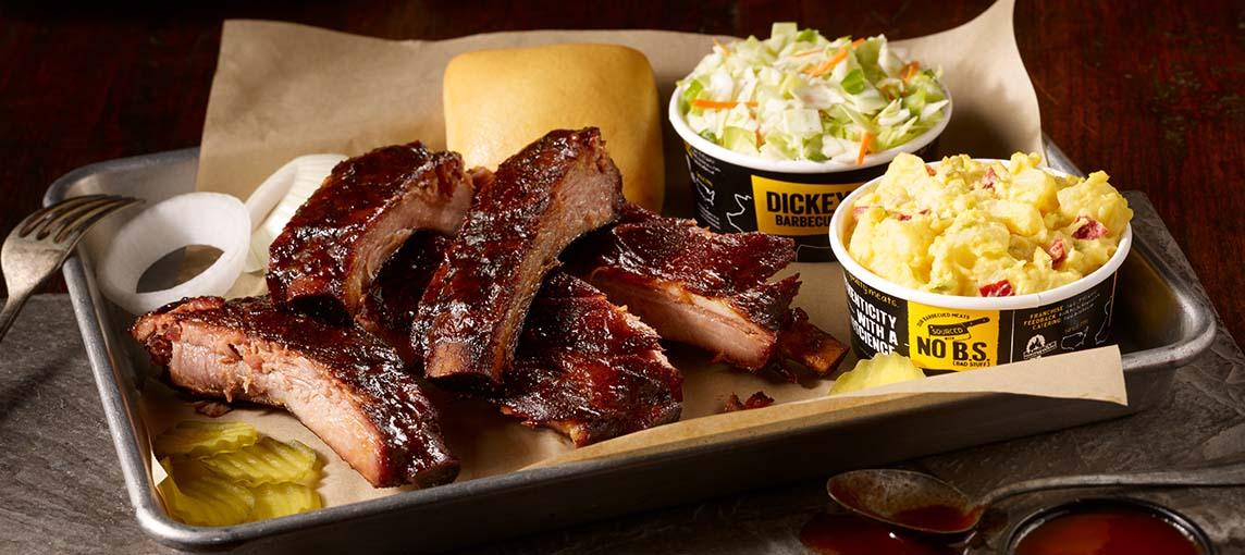 Pork Rib Plate