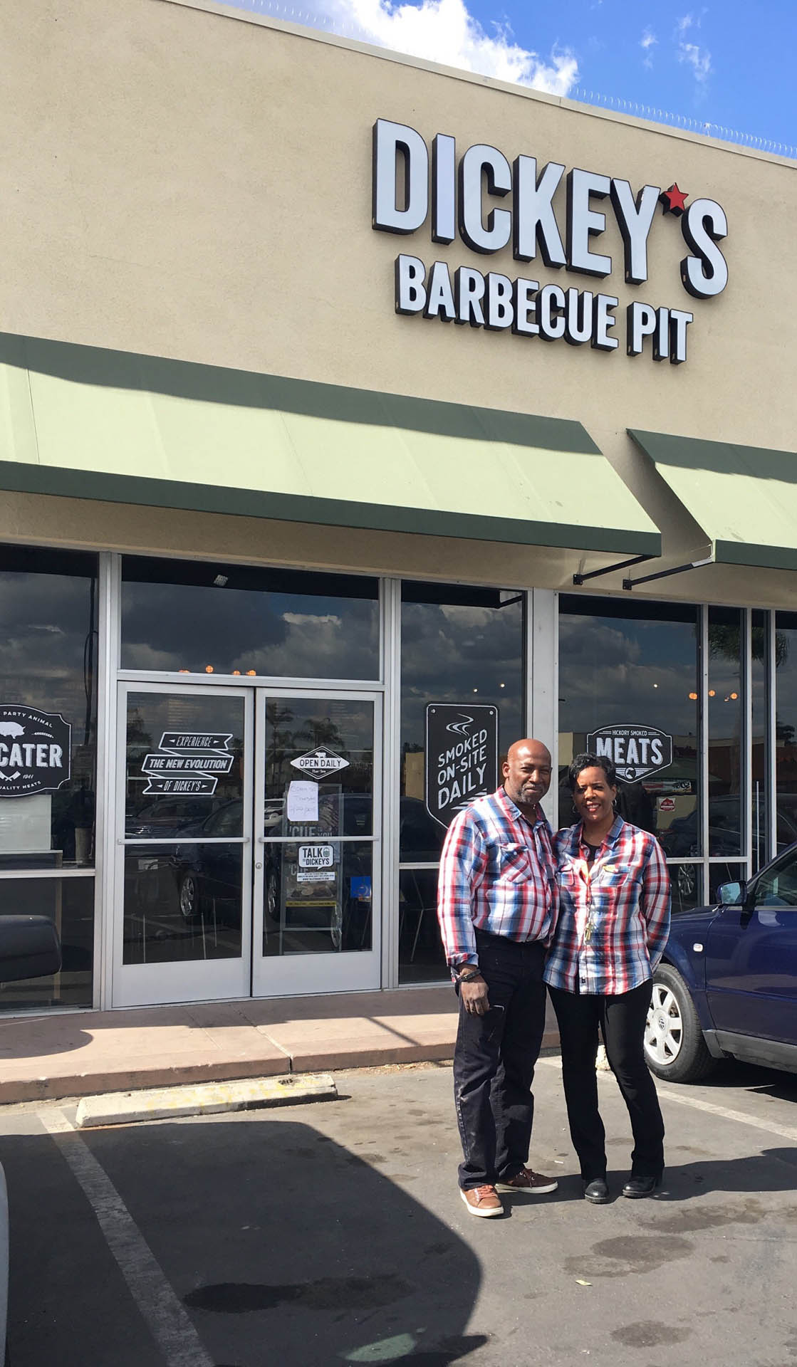 Compton Herald: Compton lands Dickey's Barbecue Pit