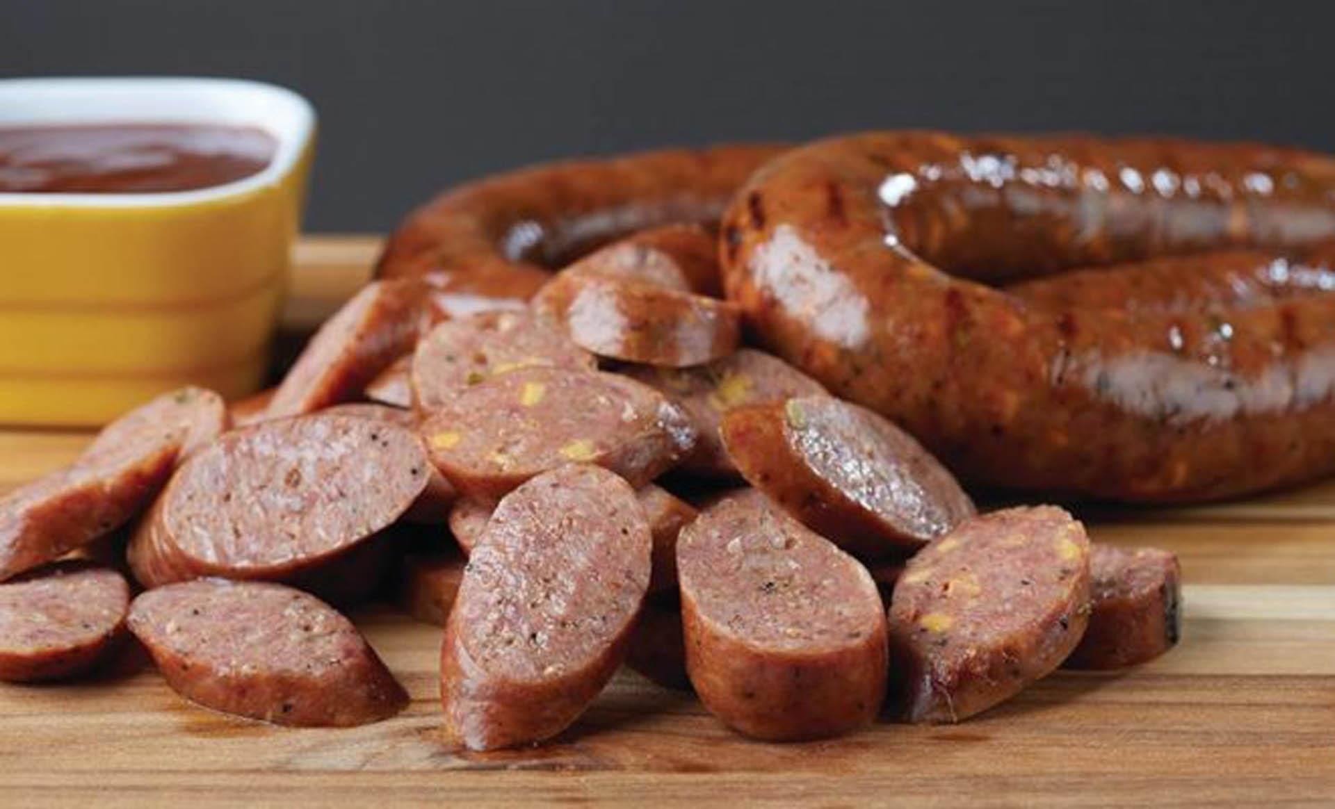 KOMO: Dickey's Polish Sausage & Cheddar Jalepeno Sausage Recipe