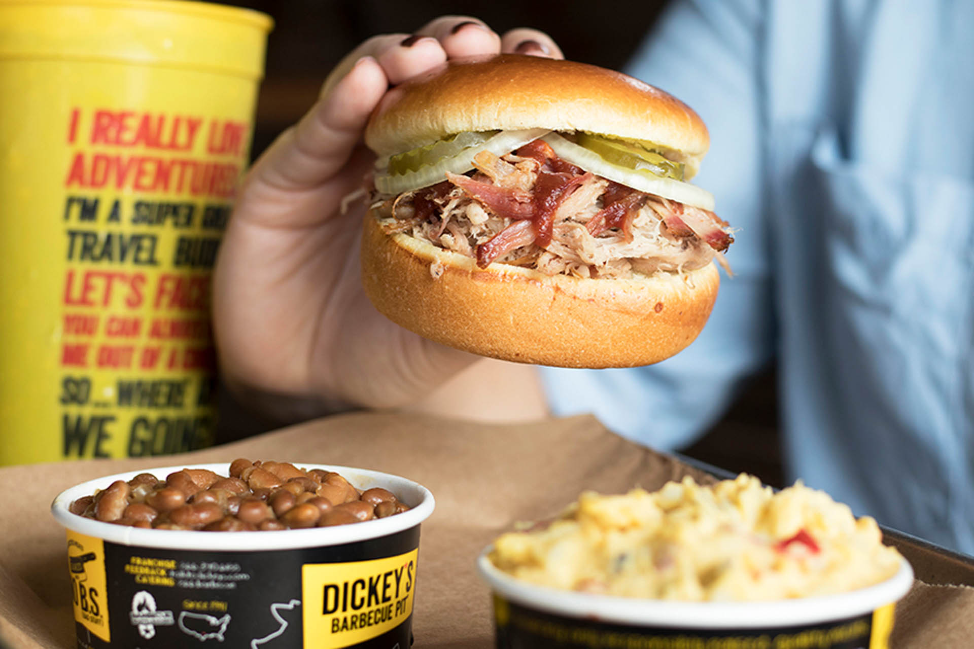 Franchising.com: Dickey's Barbecue Pit: The Nation's Catering Experts