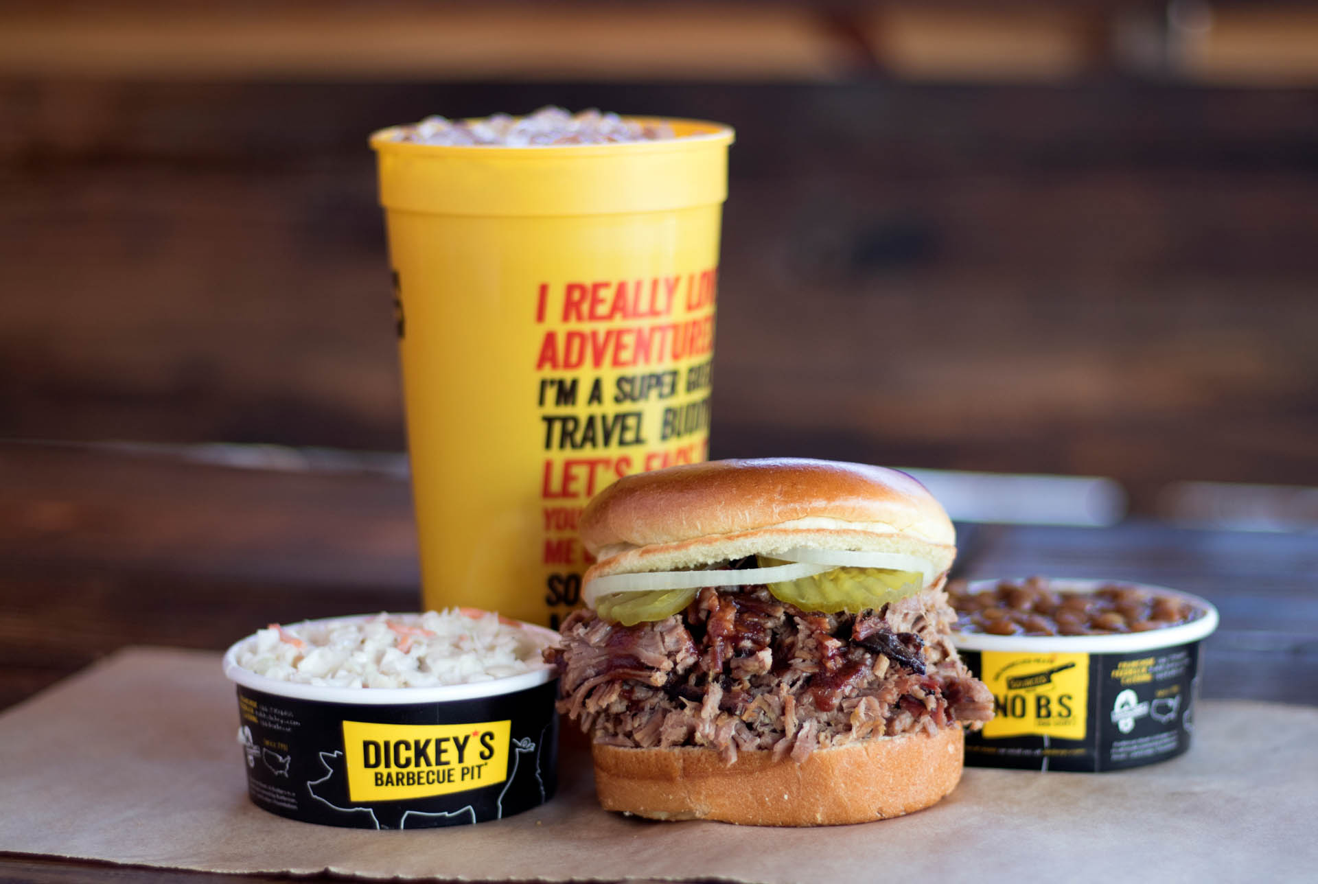 Local Entrepreneur Brings Dickey's Texas-style Barbecue to Gallup