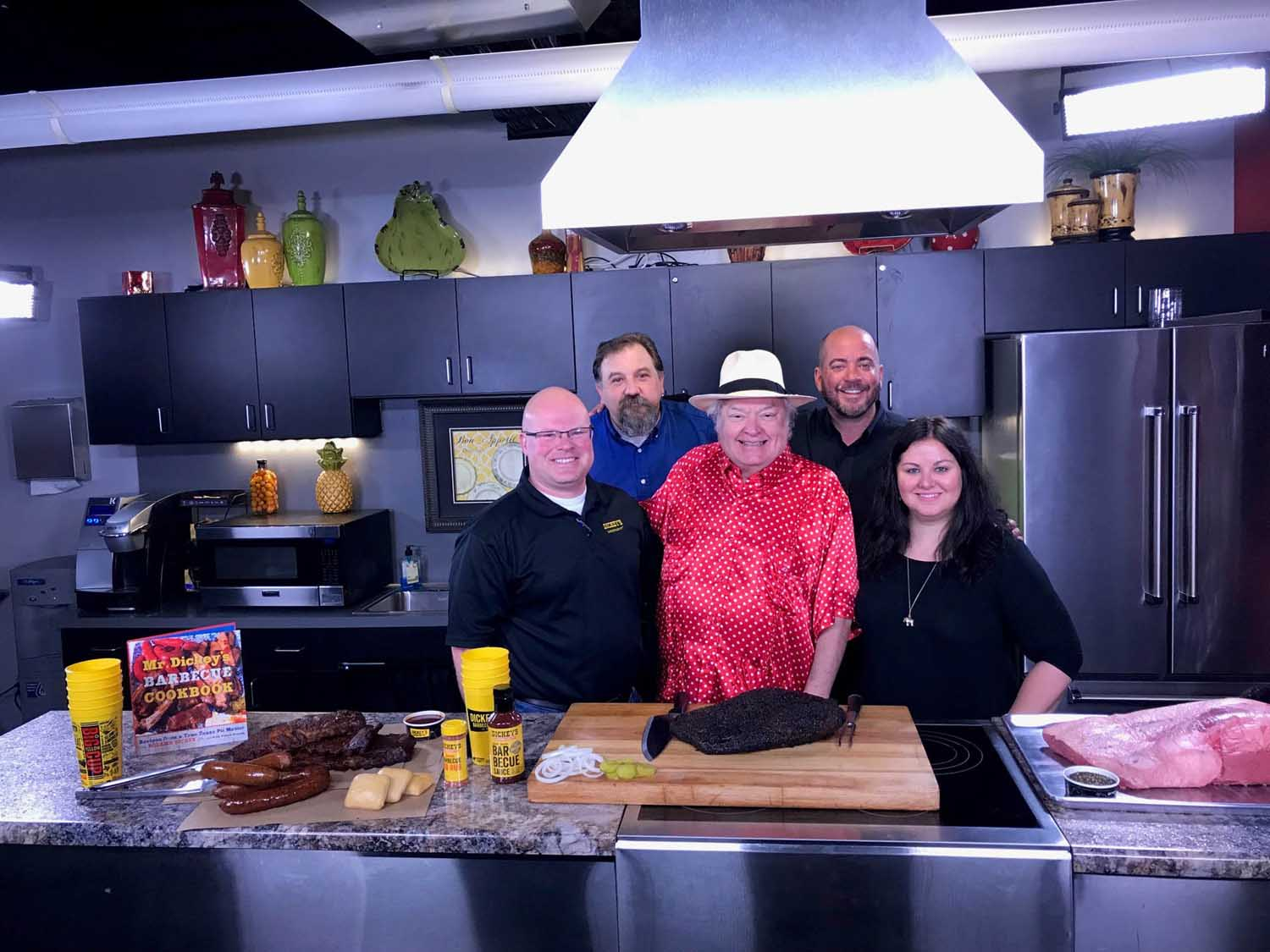 Good Day KNWA: Cooking with Mr. Dickey
