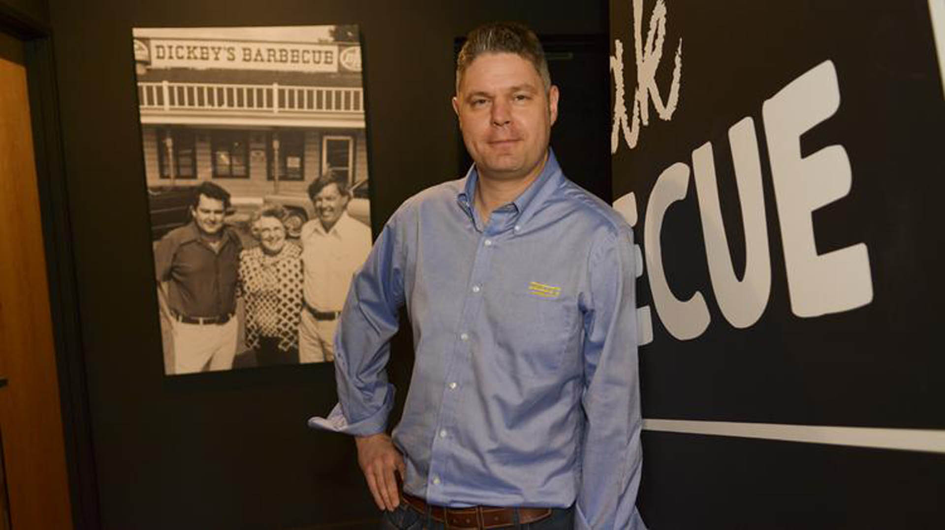 Q&A with Dickey's CEO Roland Dickey, Jr.