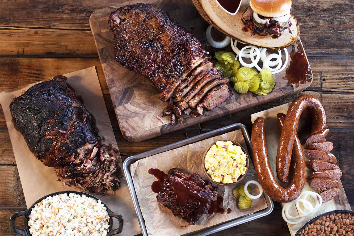 March Madness: Barbecue Bracket