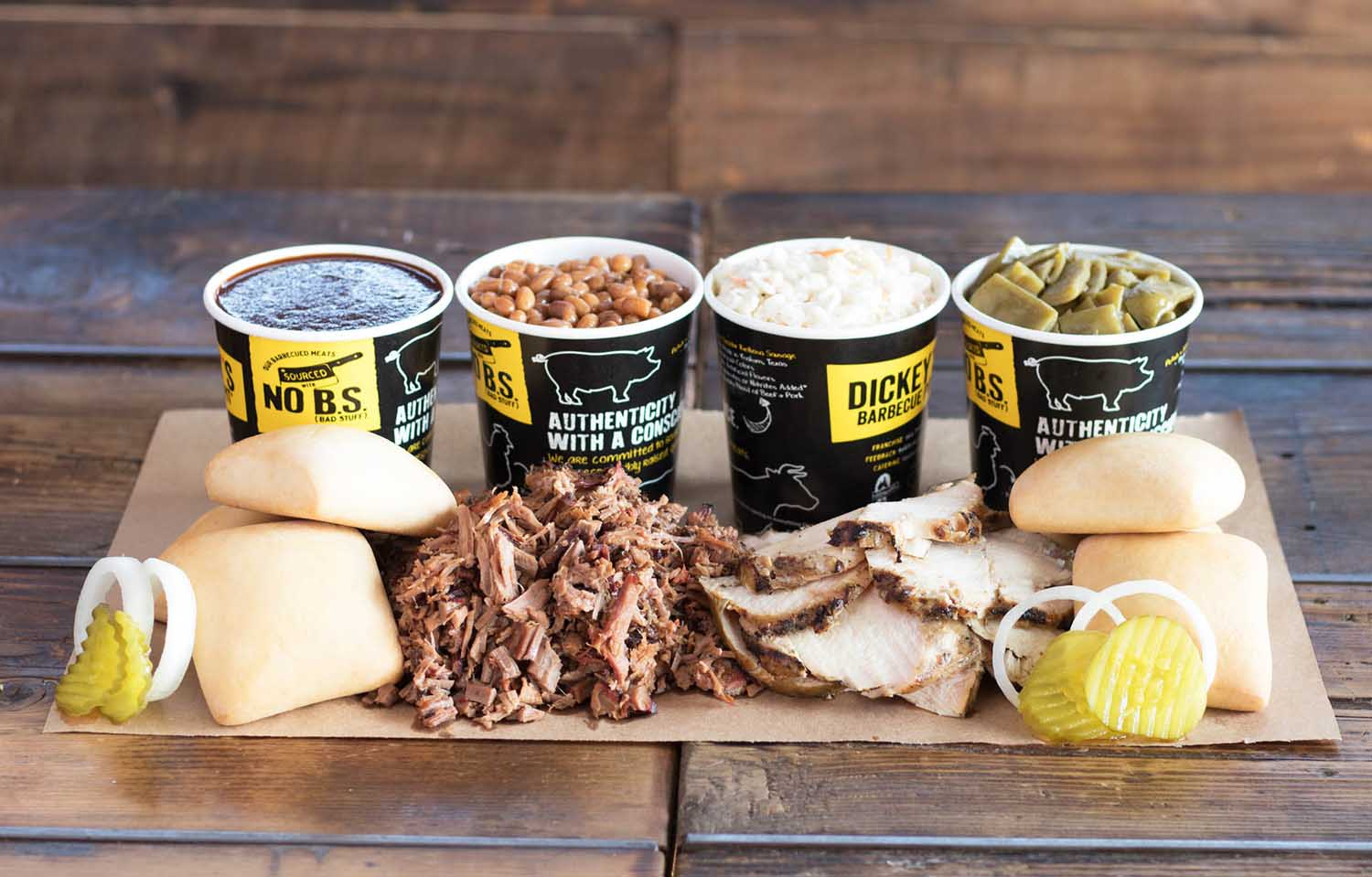 Dickey's Barbecue Saddles Up to Lumberton