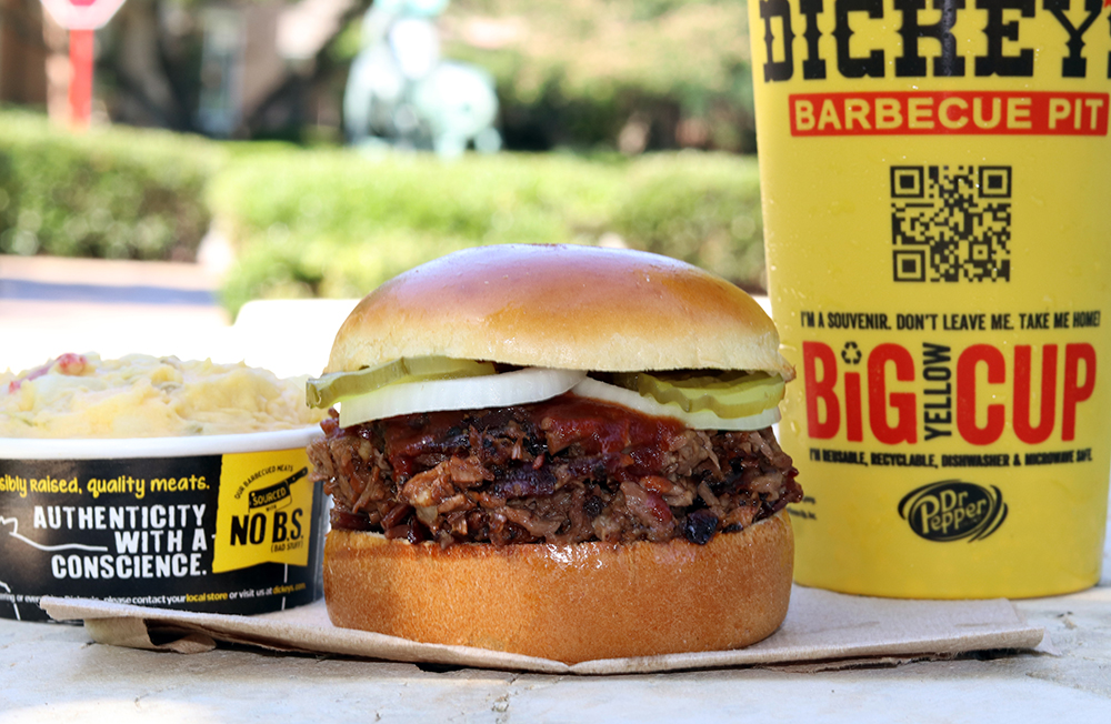 Local Franchise Owners Open Newest Dickey's Barbecue Pit in Slidell with a Party