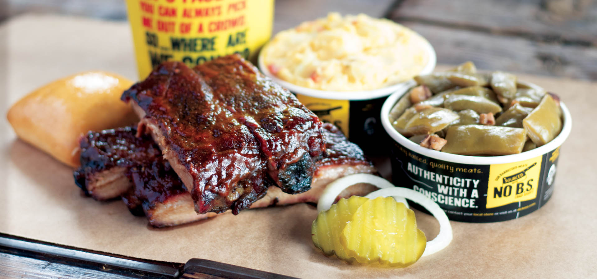 New Dickey's Barbecue Pit in Woodland Hills is a Family Business