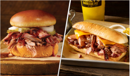 National Sandwich Month Specials