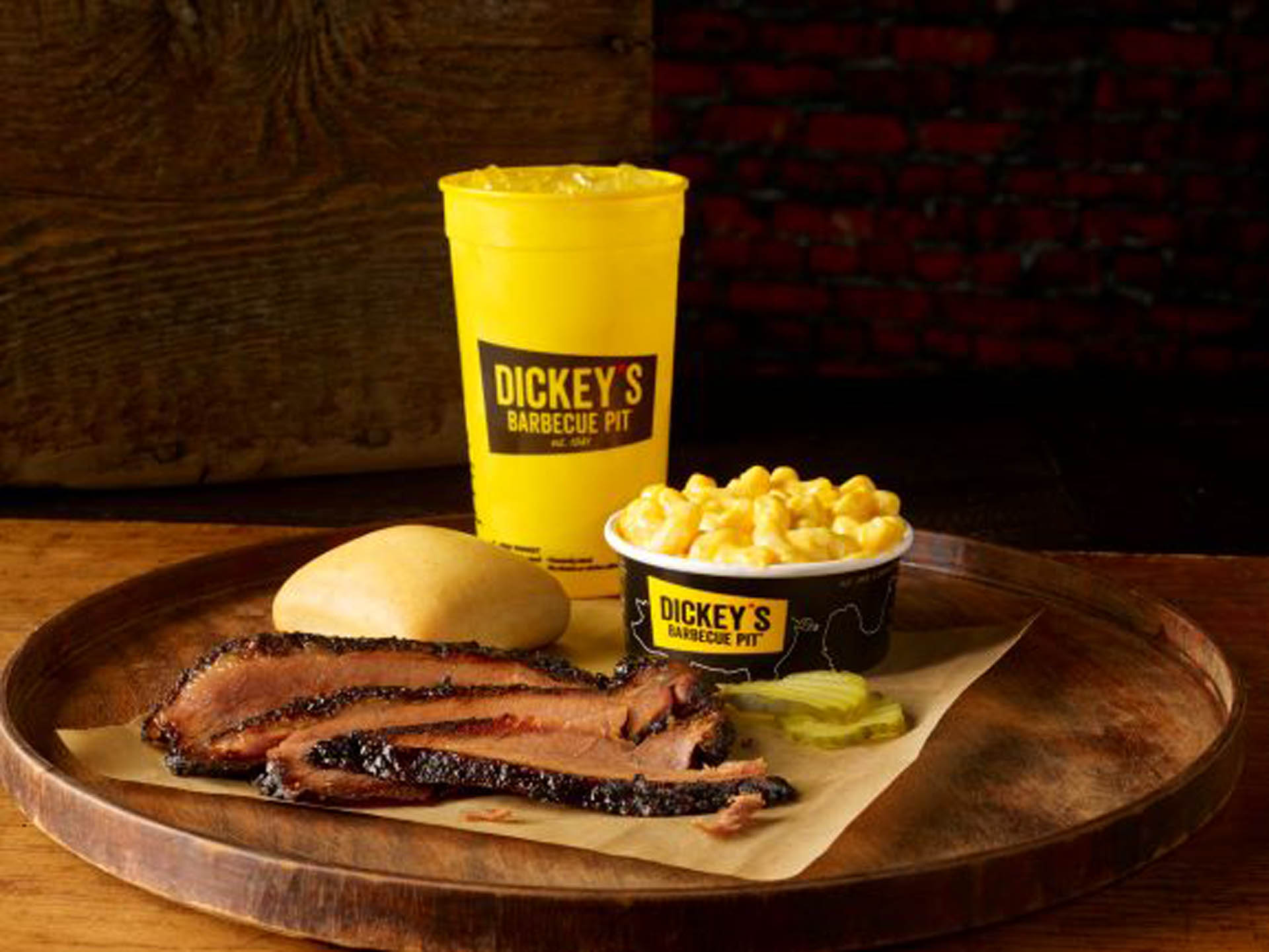Restaurant News: Dickey's Barbecue Pit Owner Brings New Location to Pearland, TX
