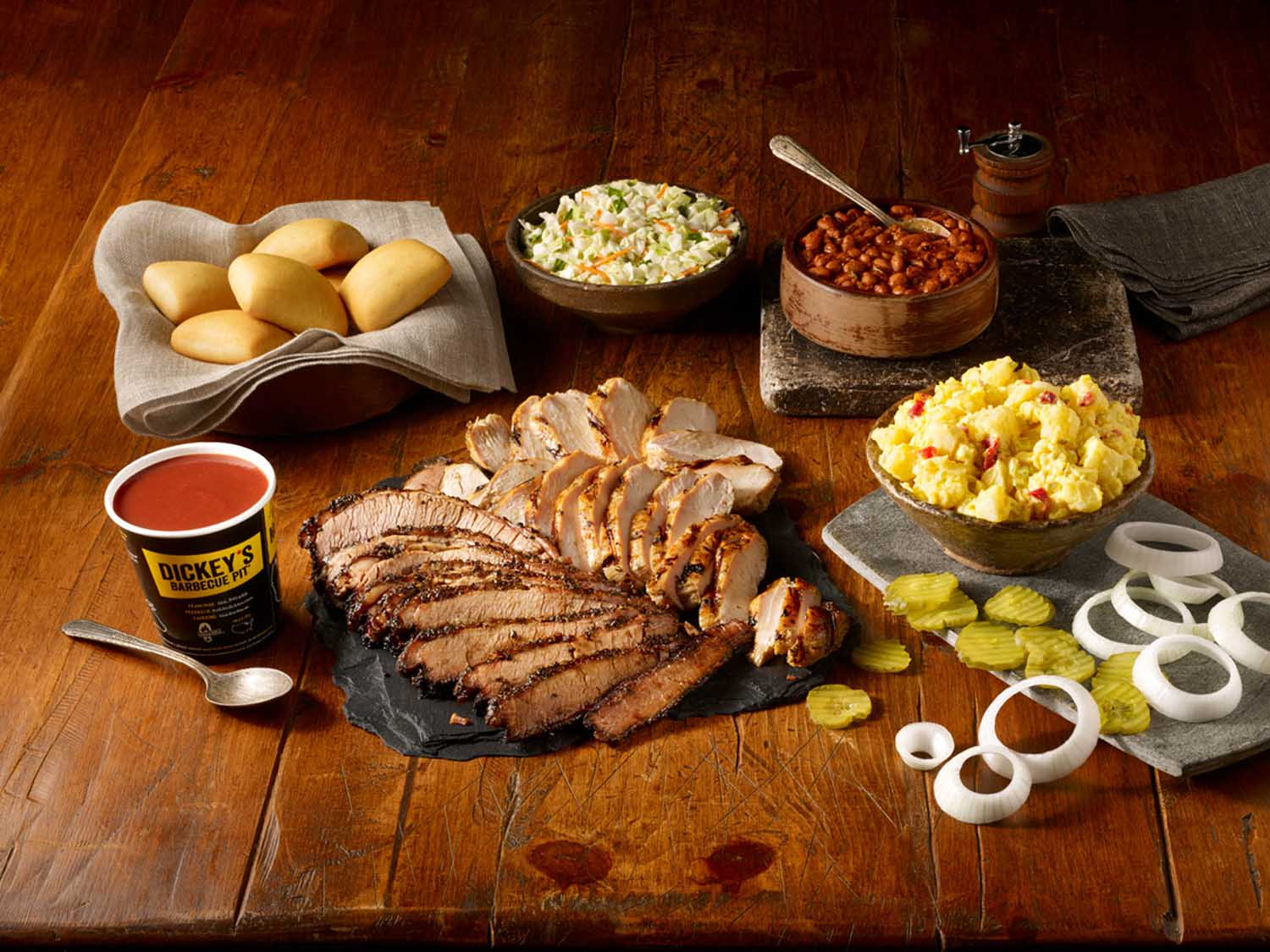 Dickey's Barbecue Pit Coming Soon to Kapolei, Hawaii