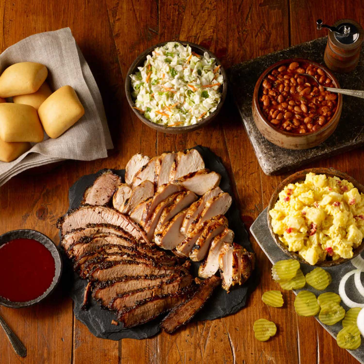 Dickey's Barbecue Pit Offers Barbecue Beans in Select Texas Grocery Stores