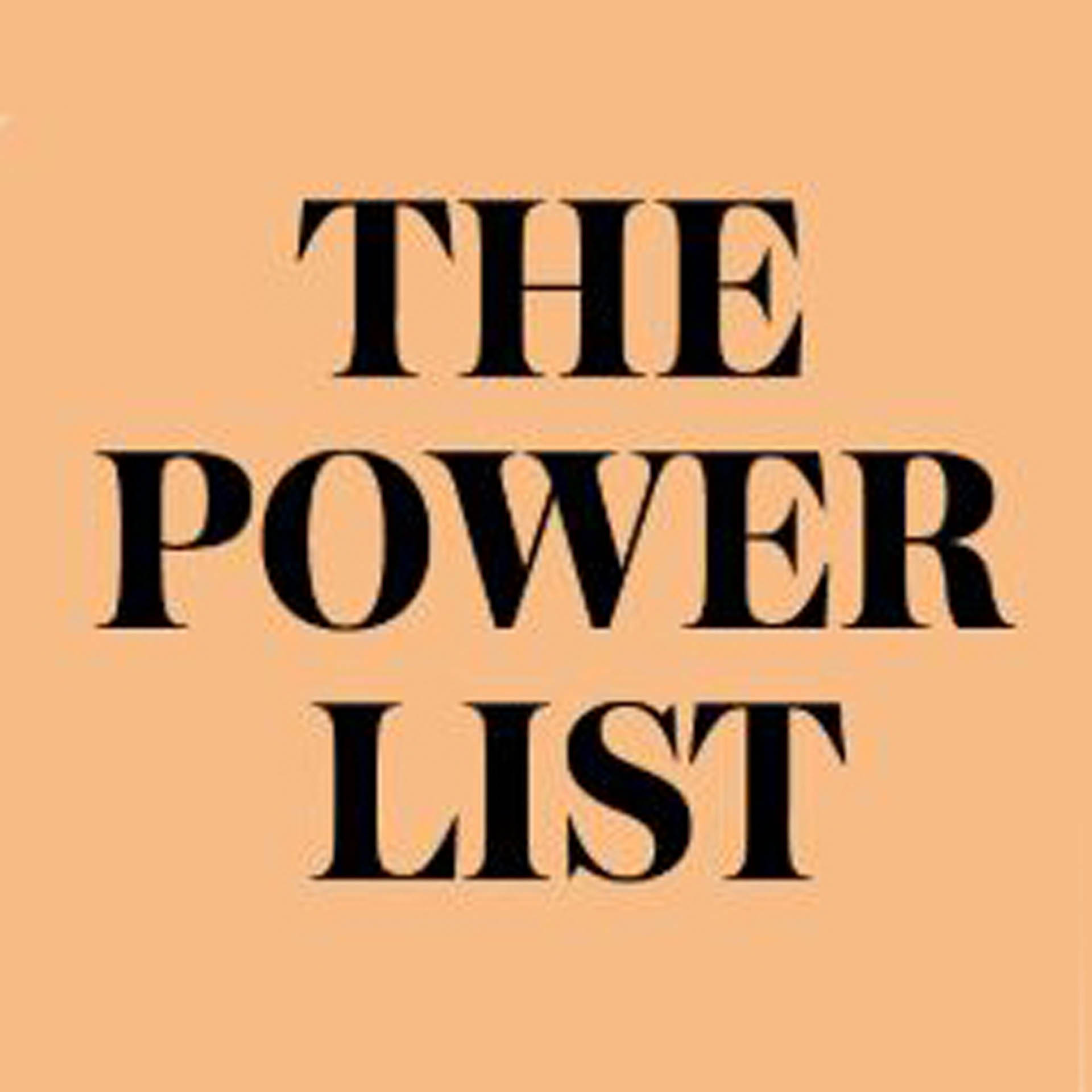 Nation's Restaurant News 2019 Power List