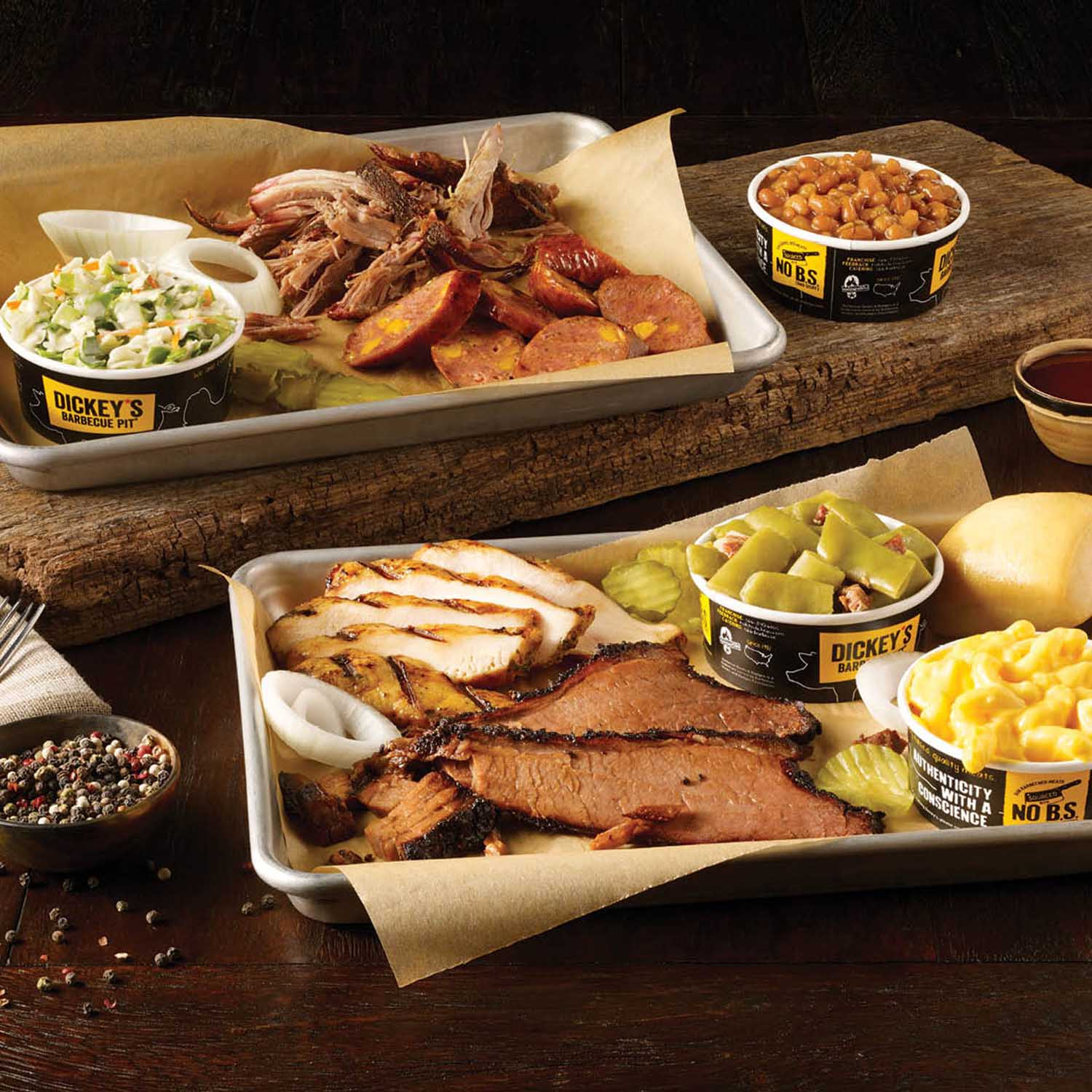 Dickey's Barbecue Pit Offering 2 for $22 Deal