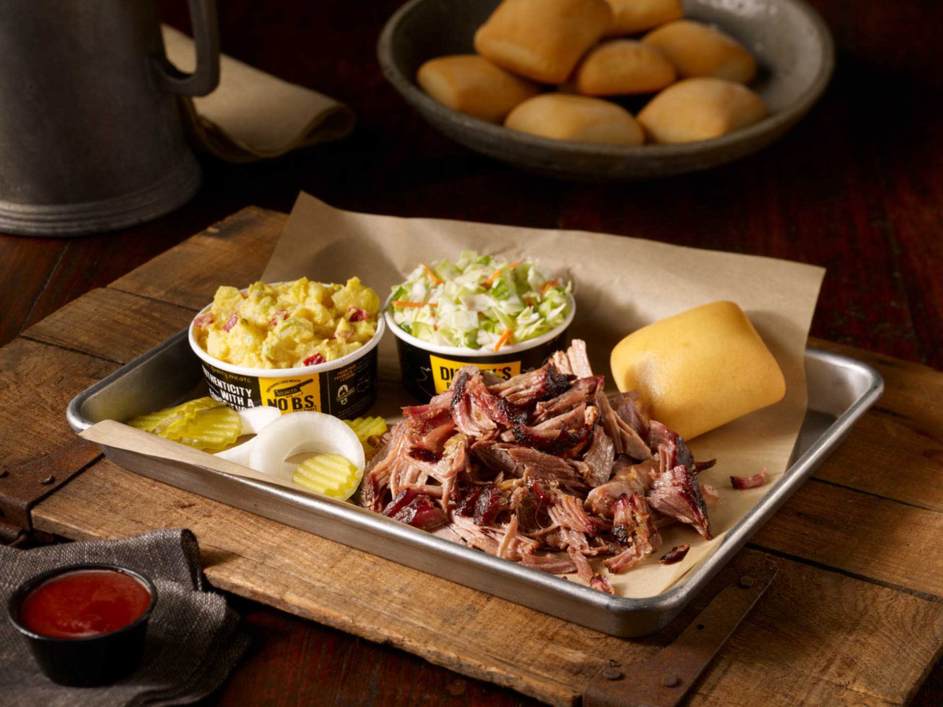 Fast Casual: Dickey's Barbecue landing in Bowie, Texas